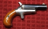Colt No.3 Thuer Derringer .41 Rimfire with British Proofs