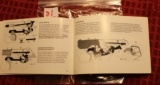 Original Factory Walther P5 Manual NOT a reproduction - 5 of 6