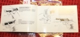 Original Factory Walther P5 Manual NOT a reproduction - 4 of 6