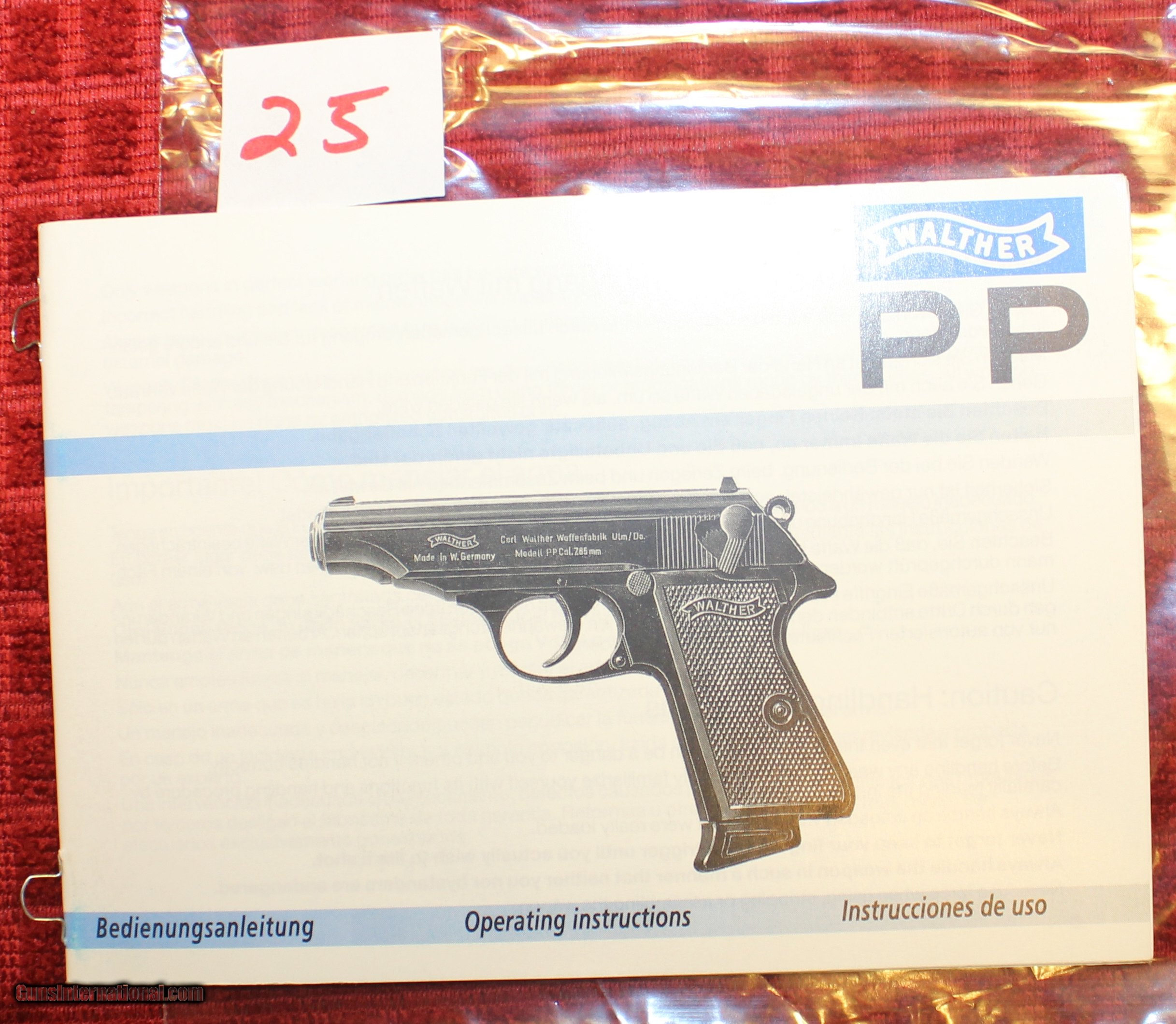walther pp manual rh walther pp manual ecoflow us