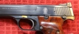 "Smith & Wesson Model 41 with a 7"" Barrel in Blue Finish 22 Caliber Pistol - 8 of 25"