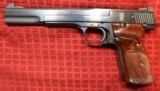 "Smith & Wesson Model 41 with a 7"" Barrel in Blue Finish 22 Caliber Pistol - 6 of 25"