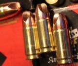 100 rounds of Black Hills 9mm Luger 125 Gr HoneyBadger Subsonic Handgun or Pistol Ammunition - 4 of 7