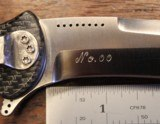 Crawford Custom Perifigo Folding Knife - 8 of 17