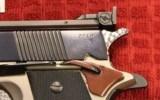 """Colt 1911 Fred Kart 22LR 6"""" Long Slide Custom Built Pistol - 2 of 25"""