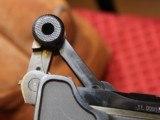 Original Mauser Interarms Parabellum 9mm Luger P08 6 Inch Semi Auto Pistol - 19 of 25