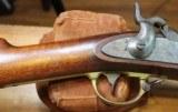 CIVIL WAR Antique Remington Zouave 1863 Rifle Original w Reproduction Bayonet - 18 of 25