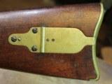 CIVIL WAR Antique Remington Zouave 1863 Rifle Original w Reproduction Bayonet - 10 of 25