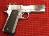 """Wayne Bergquist's Glades Gunworks 4"""" Full Hard Chrome 1911 45ACP"""