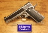 Ed Brown Classic Custom 1911 45ACP Full Stainless - 1 of 24