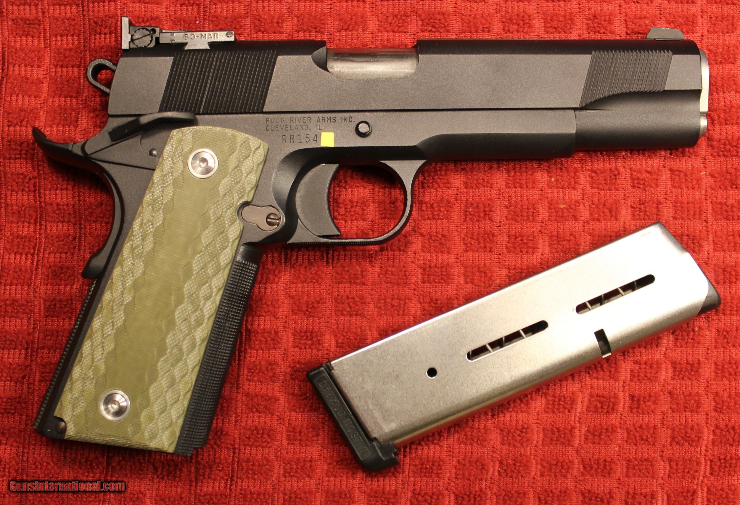 """Rock River Arms Limited Match 6 6ACP 6"""" for sale"""