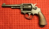 "Smith & Wesson Victory Model 5"" 38 S&W