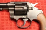 Colt 1917 DA45 Revolver Very Early issue 45ACP United States Property Marked #183 on Butt - 10 of 25