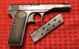 FN Browning Model 1922 .380 9mm Kurtz Dutch Pistol