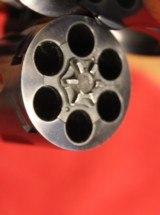 Colt Officers Model Match 38 Spec Blue 6