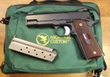 "Nighthawk Heinie PDP 1911 9mm 4 1/4"" Commander - 4 of 25"