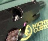"Nighthawk Heinie PDP 1911 9mm 4 1/4"" Commander - 25 of 25"