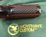 "Nighthawk Heinie PDP 1911 9mm 4 1/4"" Commander - 7 of 25"