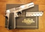 Heirloom Precision Colt 1911 10mm Delta Ted Yost Custom Semi-Pistol