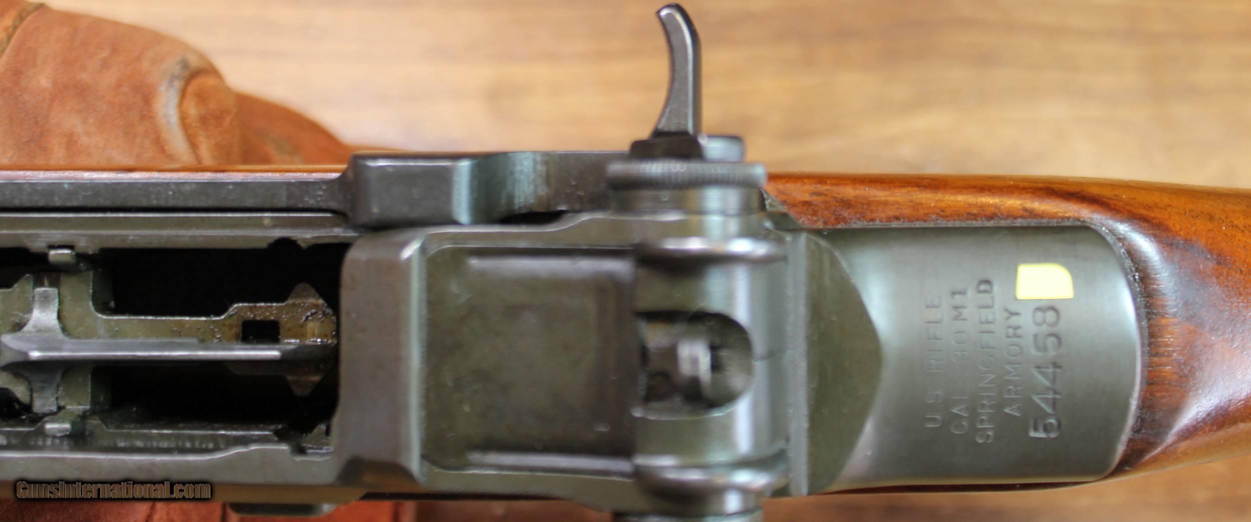 M1 Garand dating serienummers