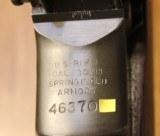 Springfield Armory M1 Garand January 42 OriginalSA/GHS Small Wheel Serifed P See Data Sheets - 13 of 25