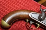 U.S. Aston Contract Model 1842 Percussion Pistol Dated 1850 - 10 of 25
