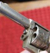 British Bulldog Folding Trigger Revolver. .320 Caliber (.32 caliber) 6-shot Revolver - 8 of 25