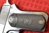 Colt 1903 Pocket Hammer .38 Special Rimless Caliber Pistol. - 15 of 25