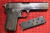 Colt 1903 Pocket Hammer .38 Special Rimless Caliber Pistol. - 2 of 25