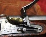 Exceptional Model 1836 Johnson Flintlock Pistol dated 1842 .54 Caliber - 23 of 25