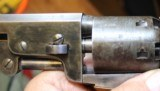 Antique COLT Model 1851 NAVY Revolver very early serial number Stokes Kirk Build - 4 of 25