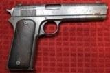 Colt 1905 .45 Rimless Caliber Pistol. 45ACP