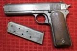 Colt 1905 .45 Rimless Caliber Pistol. 45ACP - 2 of 25