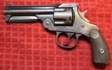 Harrington & Richardson Automatic Ejector Model Double Action Revolver with Knife Attachment - 22 of 25