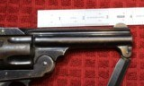 Harrington & Richardson Automatic Ejector Model Double Action Revolver with Knife Attachment - 16 of 25