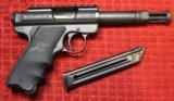Ruger MKIII Talo Distributors Exclusive 22 Long Rifle Semi Auto Pistol