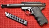 Ruger MKIII Talo Distributors Exclusive 22 Long Rifle Semi Auto Pistol - 2 of 25