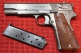 Polish Radom Mod-35 (Nazi) Mod.35 9mm semi-pistol with one magazine - 1 of 25