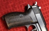 Walther P-38 AC42 9mm Semi Pistol w One Magazine - 6 of 25