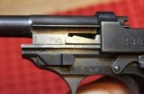 Walther P-38 AC42 9mm Semi Pistol w One Magazine - 10 of 25