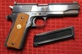 Colt 1911 Service Model Ace 22LR 1982 Manufacture