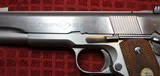 Colt 1911 Service Model Ace 22 Long Rifle Electroless Nickel - 12 of 25
