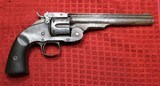 "Smith & Wesson First Model Schofield Revolver 7"" Barrel"