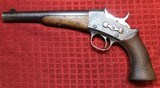 REMINGTON 1871 U.S. ARMY .50 CAL. CENTER FIRE ROLLING BLOCK PISTOL