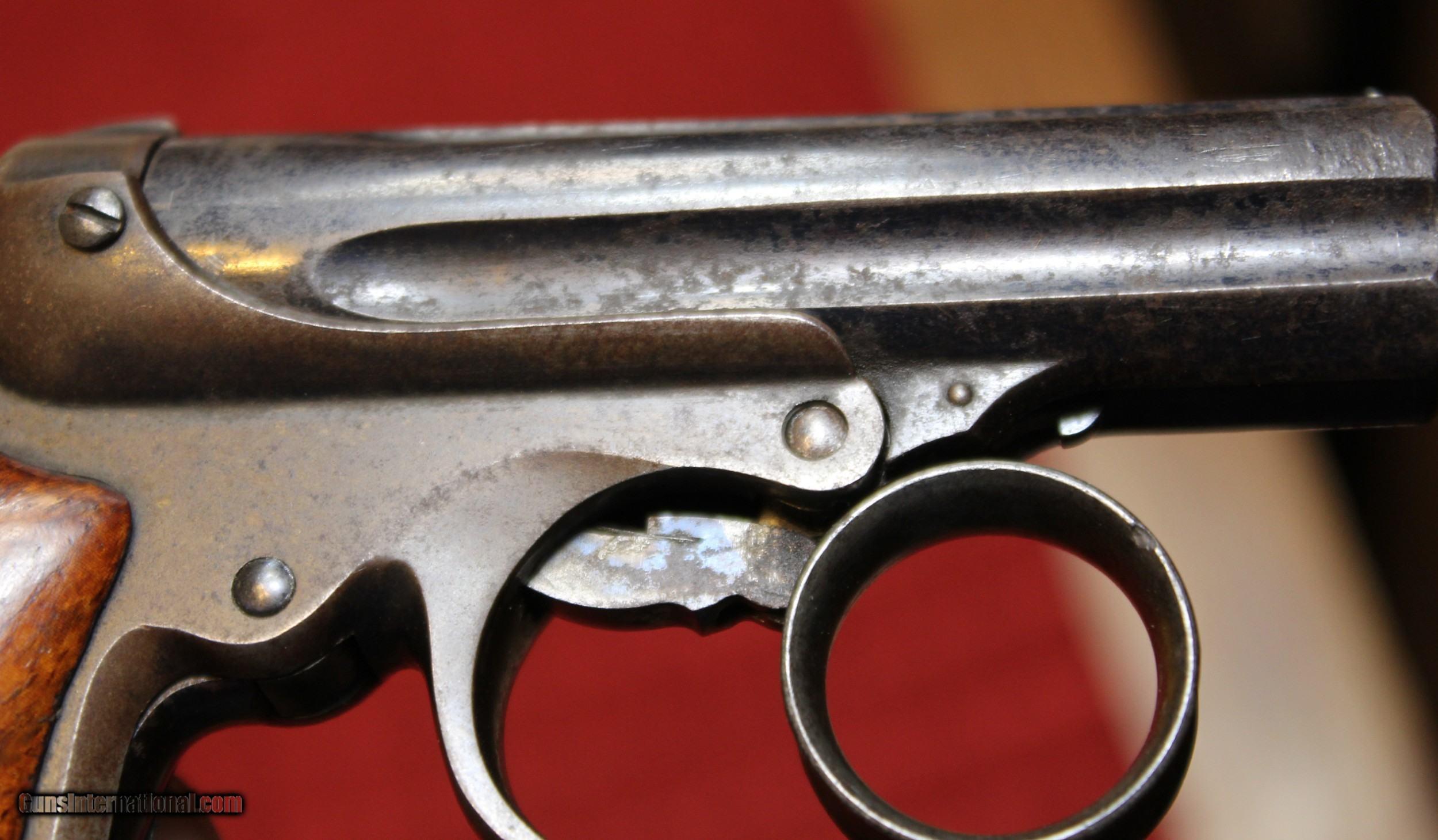 5 Shot Derringer Gun