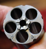 """Reid (my friend) knuckle duster 32 caliber rim fire with 3"""" barrel, SN #11883. 1 of only 250 - 17 of 25"""
