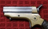 Antique SHARPS 4-Barrel PEPPERBOX Pistol