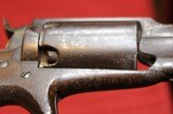"""Remington Beals 3rd Model Pocket Revolver Serial Number 917. """"The Remington Root"""" also called - 17 of 25"""
