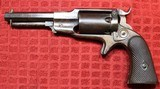 "Remington Beals 3rd Model Pocket Revolver Serial Number 917. ""The Remington Root"" also called"