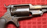 """Remington Beals 3rd Model Pocket Revolver Serial Number 917. """"The Remington Root"""" also called - 7 of 25"""